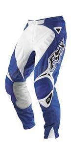 FOX kalhoty 360 flexair blue