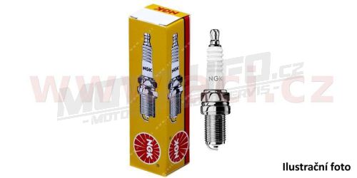 Zapalovací svíčka BR8ES  řada Standard, NGK - Japonsko
