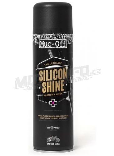 MUC-OFF leštěnka SILICONSHINE – 500ml