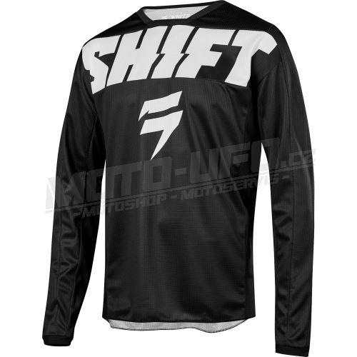 SHIFT dres WHIT3 YORK black