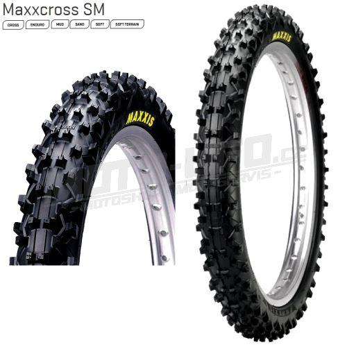 MAXXIS pneu M7307 (jehlička) - 80/100-21